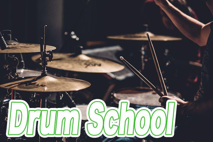 ドラム教室に通うメリットとデメリット