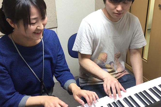 様々なピアノのスタイルに合わせたレッスン!