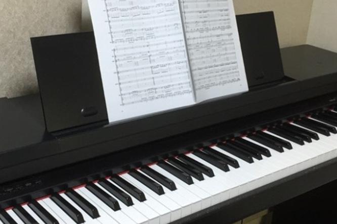 自宅にピアノがなくても大丈夫!