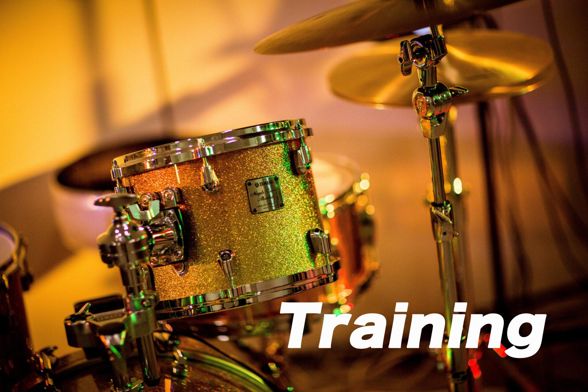 自宅でドラムの練習する時に揃えておきたいものや練習方法