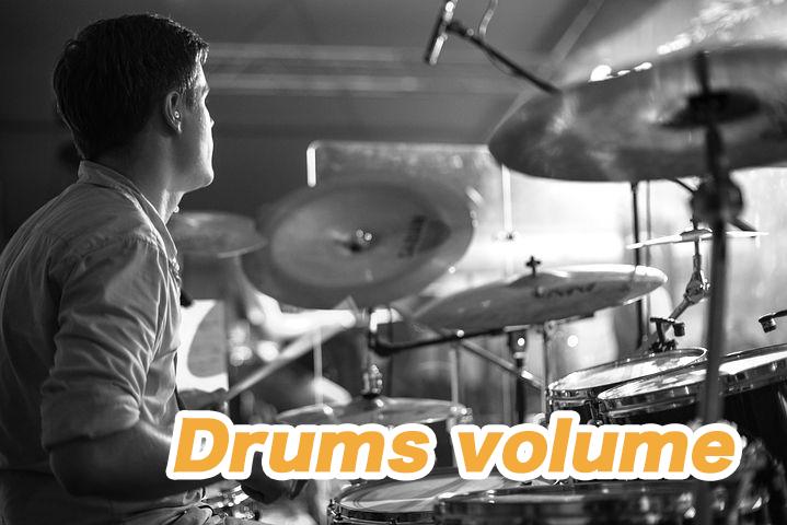 自宅でドラムを叩く時の騒音問題!どう解決する?